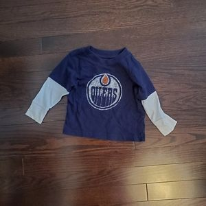 ✅ 5/$25! Boys NHL t-shirt 12-18 months